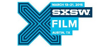South by Southwest Film Festival 2015 Logo