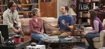 Johnny Galecki Kaley Cuoco Jim Parsons Mayim Bialik
