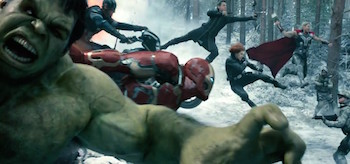 Avengers Age of Ultron TV Spot 3