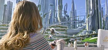 Britt Robertson Using Pin Tomorrowland