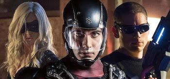 Canary Atom Captain Cold