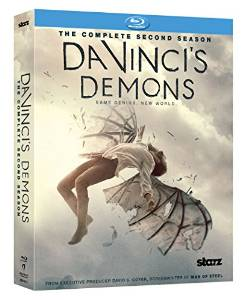 Da Vincis Demons Season 2 Bluray