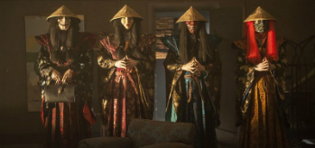 Everly Kabuki Assassins