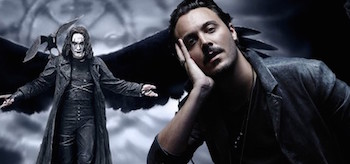 Jack Huston The Crow Toy