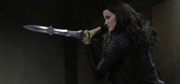 Jaimie Alexander Agents of S.H.I.E.L.D. Who You Really Are