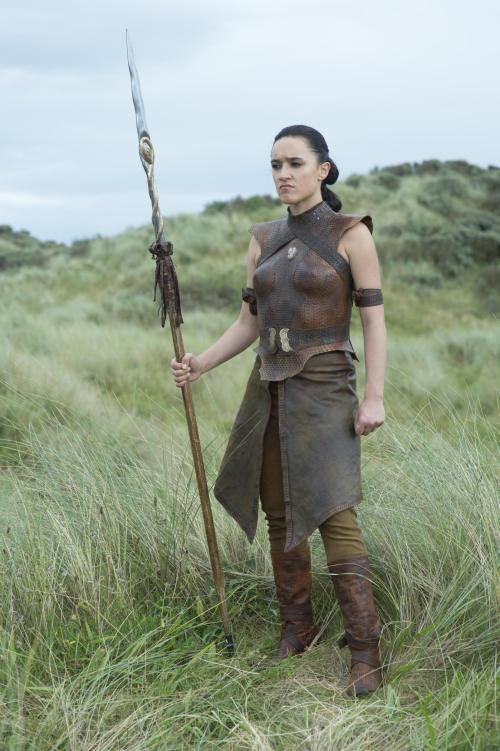 Keisha Castle-Hughes Game of Thrones Season 5