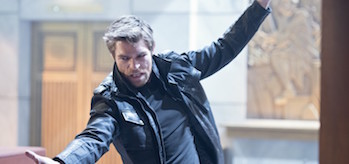 Liam McIntyre The Flash