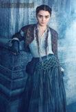 Maisie Williams Game of Thrones Season 5 Entertainment Weekly