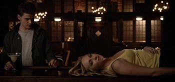 Paul Wesly Candice Accola The Vampire Diaries