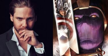 Daniel Bruhl Baron Helmut Zemo Captain America: Civil War