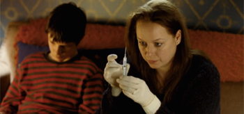 Samantha Morton The Harvest
