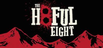 The Hateful Eight Movie Banner