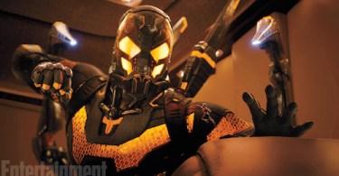Yellowjackets Ant-Man