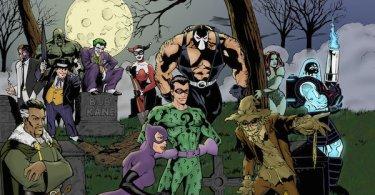 Batman Rogue Gallery