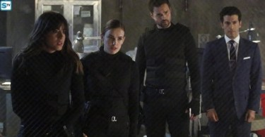Chloe Bennet Elizabeth Henstridge Brett Dalton Simon Kassianides Agents of S.H.I.E.L.D. The Dirty Half Dozen