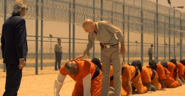 Eric Roberts Dieter Laser The Human Centipede 3 Final Sequence