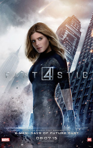 Kate Mara Sue Storm Fantastic Four