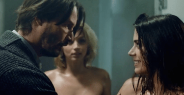 Keanu Reeves Lorenza Izzo Ana de Armas Knock Knock