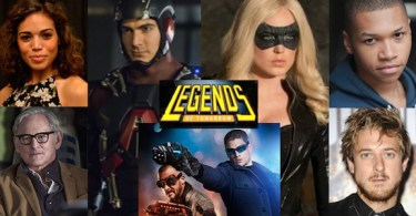 Legends of Tomorrow The CW