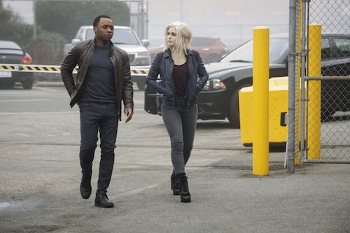 Malcolm Goodwin Rose McIver iZombie Episode 12