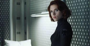 Scarlett Johannson The Avengers