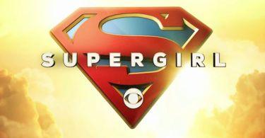 Supergirl Logo CBS