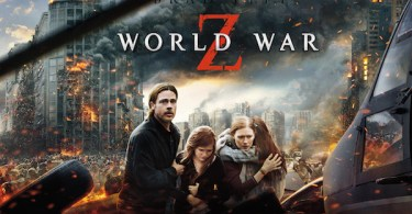 World War Z Movie Banner