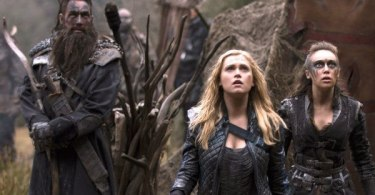 Alycia Debnam Carey Eliza Taylor The 100 Bodyguard of Lies