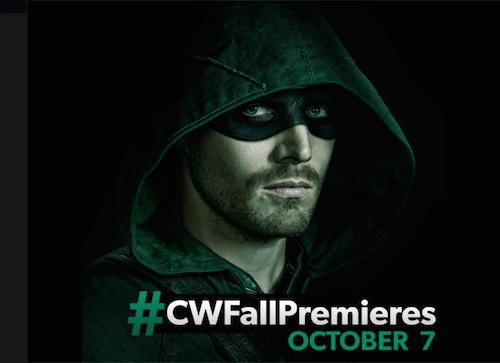 Arrow Fall 2015 Premiere