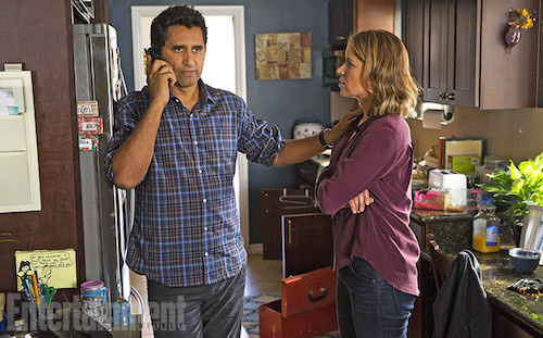 Cliff Curtis Kim Dickens Fear The Walking Dead