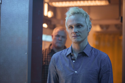 David Anders Blaine's World iZombie