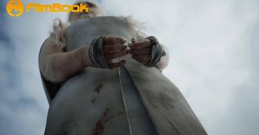 Emilia Clarke Ring Off Dothraki Game of Thrones Mothers Mercy