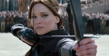 Jennifer Lawrence The Hunger Games Mockingjay Part 2