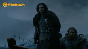 Kit Harington Kristofer Hivju Game of Thrones Hardhome