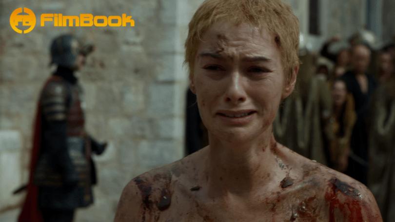Lena Headey Anguish Game of Thrones Mothers Mercy