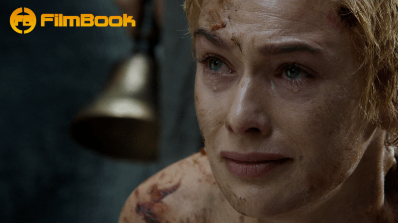 Lena Headey Crying Game of Thrones Mothers Mercy