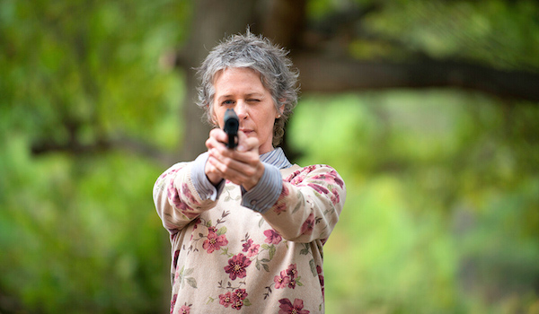 Melissa McBride The Walking Dead Forget