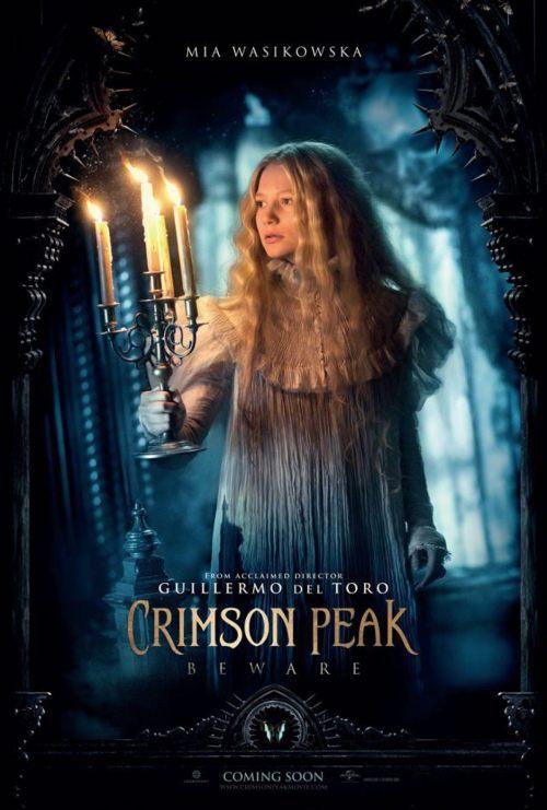 Mia Wasikowska Crimson Peak