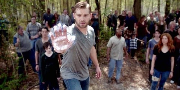 Mike Vogel Under the Dome Redux