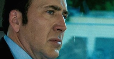 Nicolas Cage The Runner