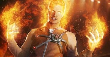 Robbie Amell Firestorm The Flash