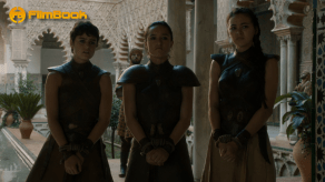 Rosabell Laurenti Sellers Keisha Castle-Hughes Jessica Henwick Game of Thrones The Dance of Dragons