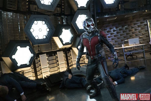 Scott Lang Ant-Man