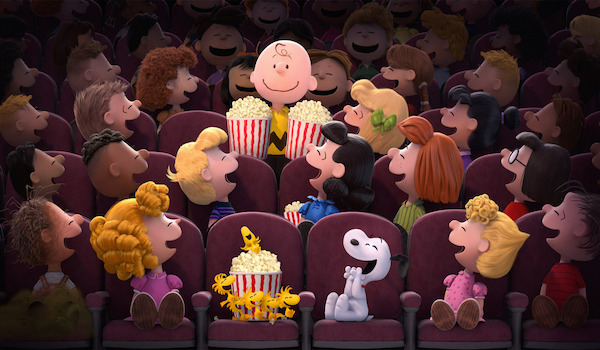 The Peanuts Movie Trailer 4