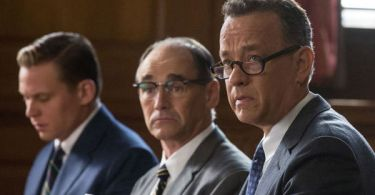 Tom Hanks Mark Rylance Bridge of Spies