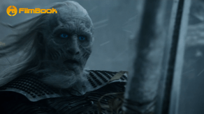 White Walker Surprised Game of Thrones Hardhome