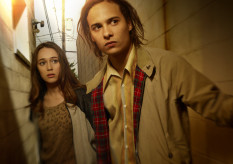 Alycia Debnam-Carey Frank Dillane Fear The Walking Dead