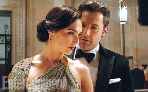 Ben Affleck Gal Gadot Batman v Superman