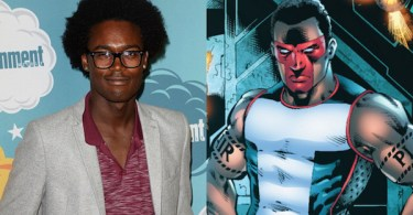 Echo Kellum Mr Terrific Comic
