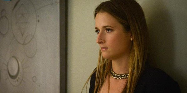 Grace Gummer Extant The New Frontier